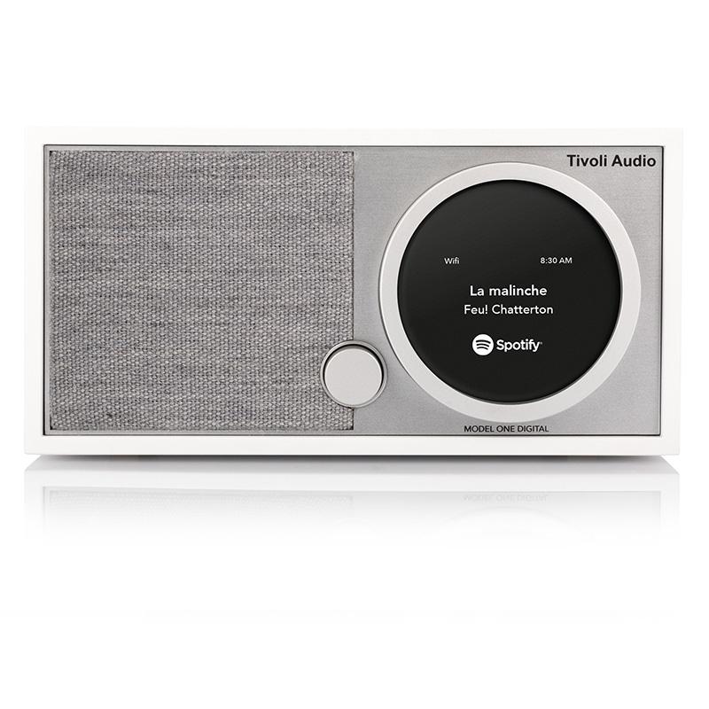 Radio Model One Digital Plus White