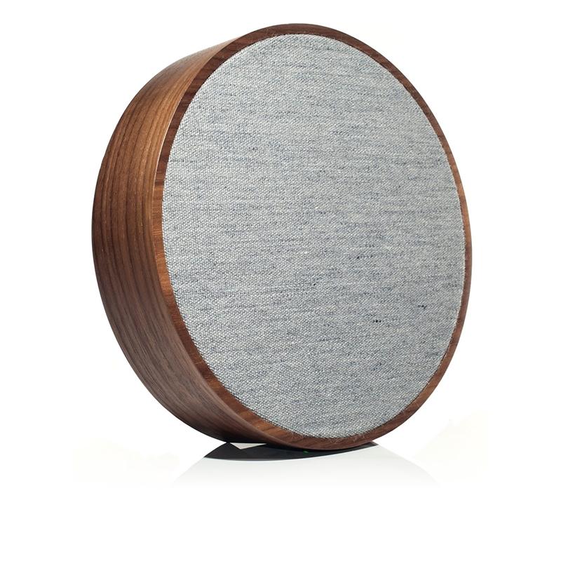 Tivoli ORB wireless speaker in Walnut/grey