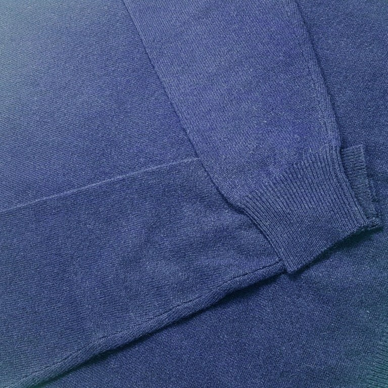 Maglia Cashmere Uomo Scollo V (colori: avion, beige, blu)