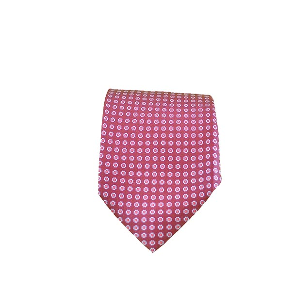 Cravatta seta bordeaux