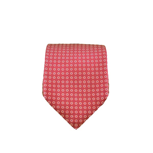 Cravatta seta porpora