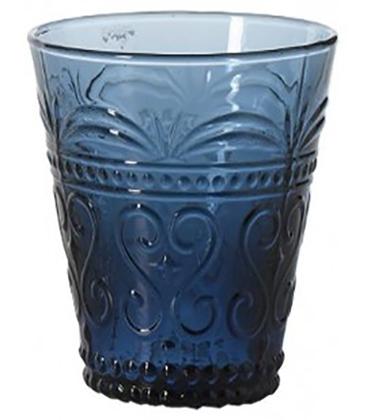 Set 6 bicchieri coni Provenzale acquamarina