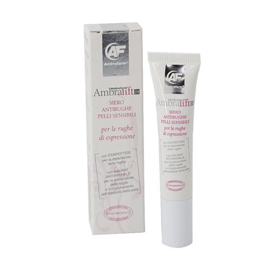 Ambralift – Siero Antiage pelli sensibili