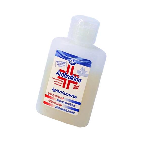 Ambrakina – Gel igienizzante mani