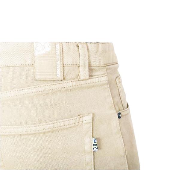 Pantalone 5 tasche Panna