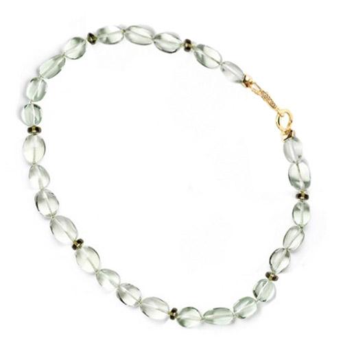 Collana Goa Verde