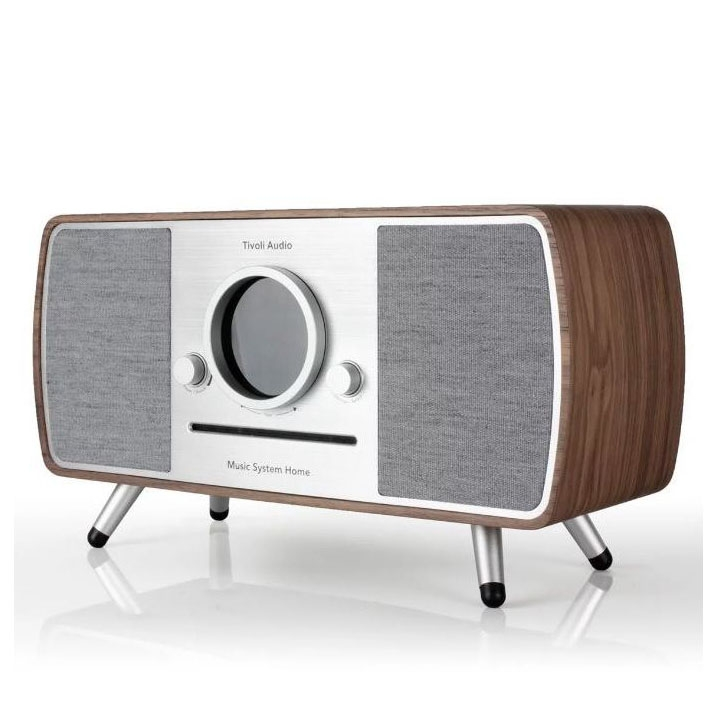 Tivoli Serie Art Music System Home in Walnut