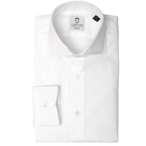 Camicia bianca voile cotone