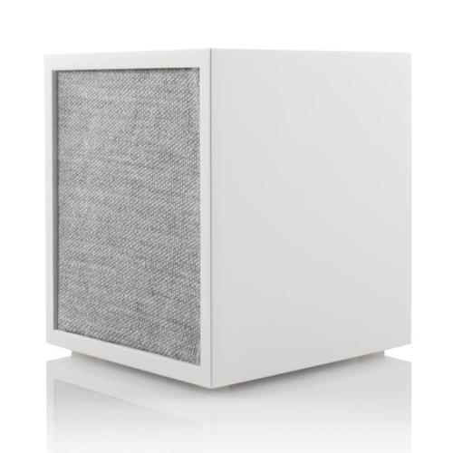 Altoparlante Cube Tivoli Wireless Speaker in White/Grey