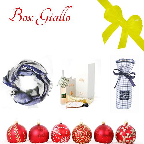 Box Giallo