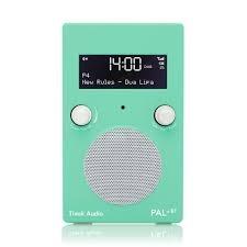 Tivoli Audio PAL+Bluetooth in Lucite Green
