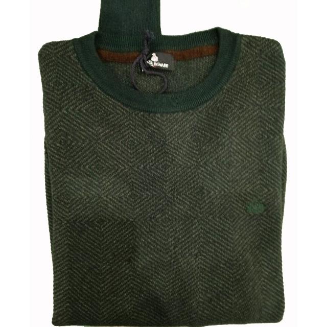 Maglione Verde Uomo