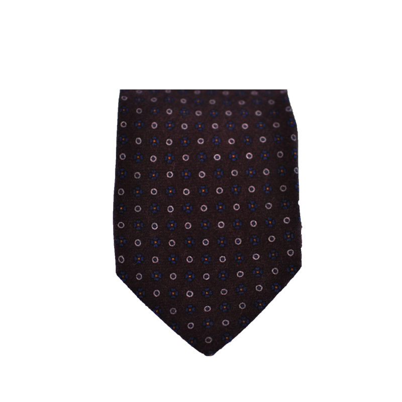 Cravatta lana bistro