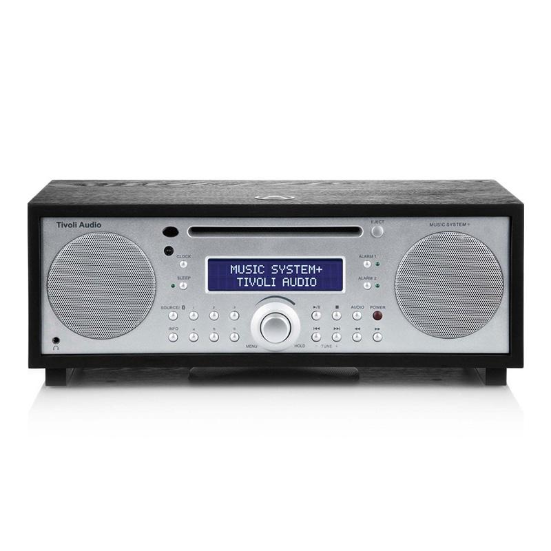 Stereo Music System+ - Black