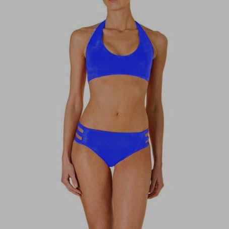 Bikini Diana Blu