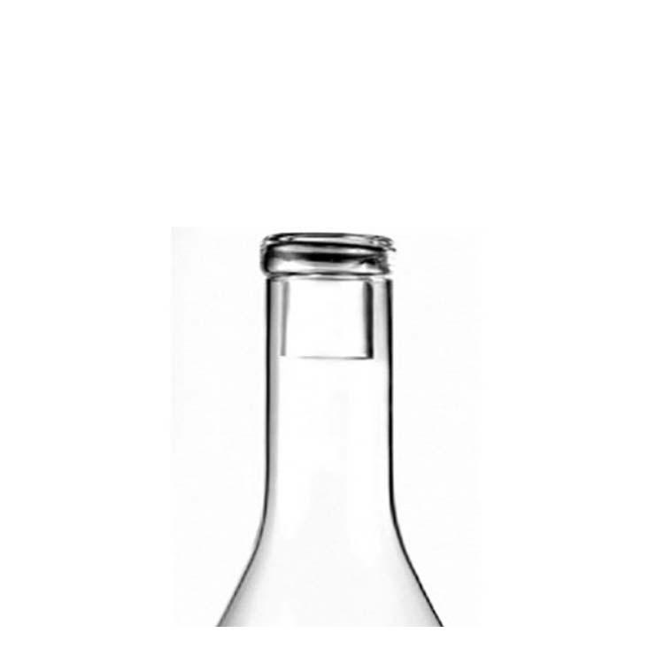 Chiaro di luna bottiglia trasparente