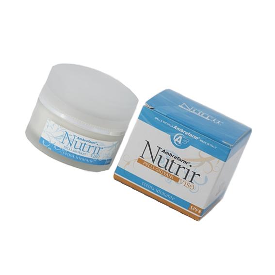 Crema Idratante Viso - Pelli Giovani