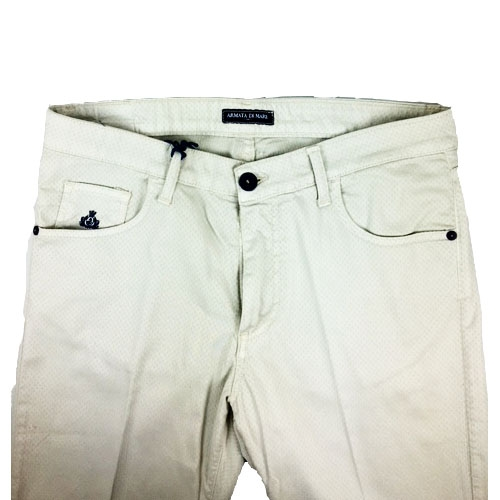 Pantalone Uomo beige chiaro