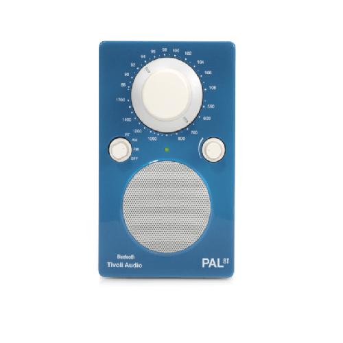 Tivoli PAL+ DAB in glossy blue/white