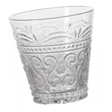 Set 6 bicchieri coni Provenzale trasparenti