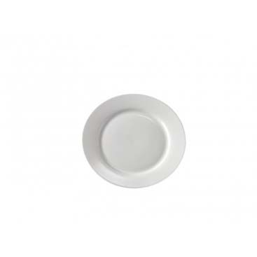 Set 6 piatti da dessert Extrafine porcelain bianchi