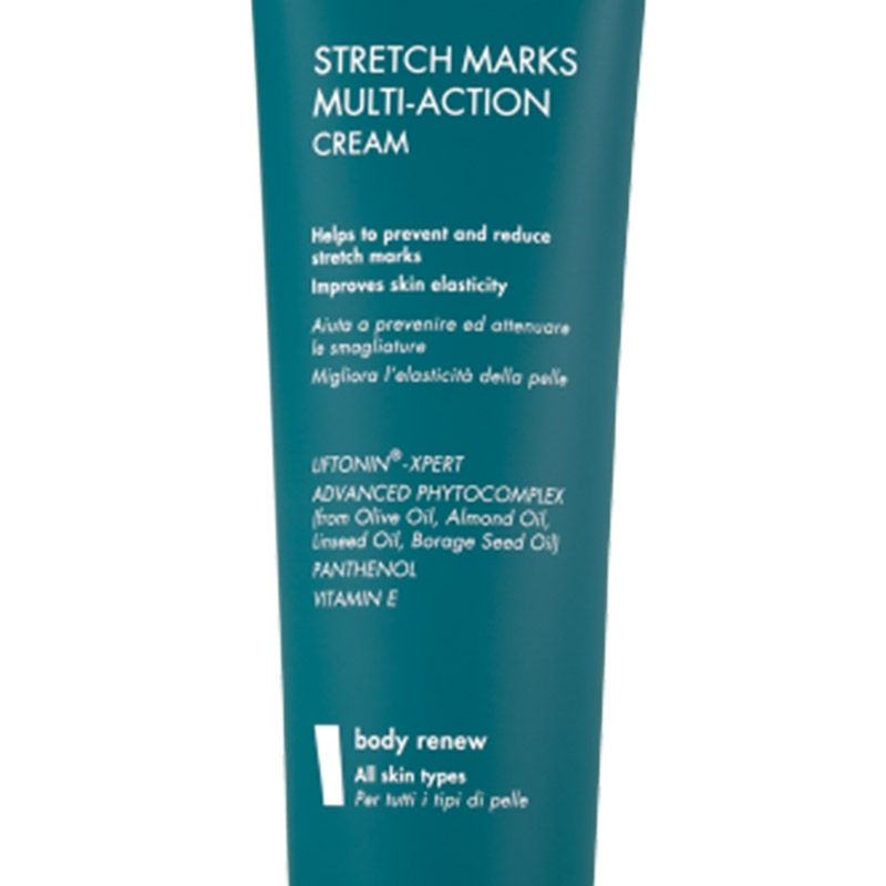 Stretch marks multi-action cream body renew