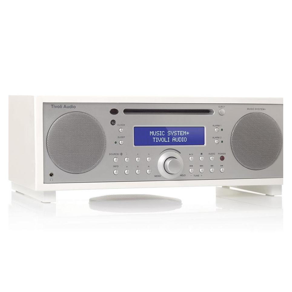 Tivoli Music System Plus in Piano White
