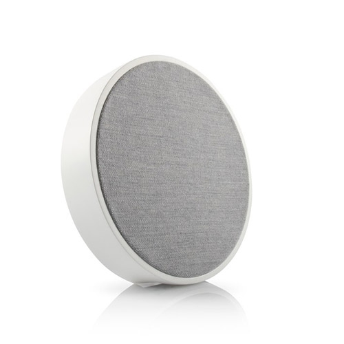 Tivoli ORB wireless speaker in white/grey